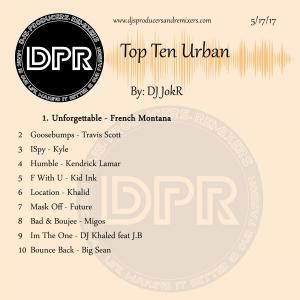 Top ten Urban