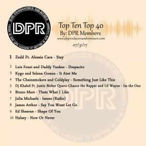 Top Ten Top 40 copy